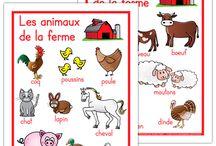 l'as animaux de la ferme