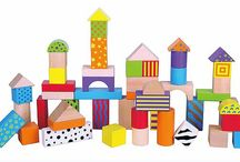 Activity Toys / Nimble fingers will make light work of these colourful creations! www.woodandwonder.co.uk