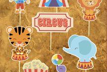 Cirkus party