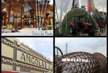 Diario dal Mondo / My travels around the world