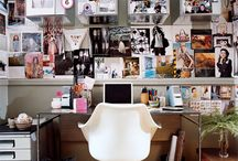 craft room / by Misty Smith