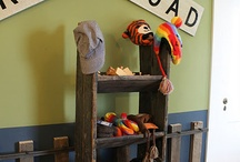 Boys room ideas / by Amy Trautman