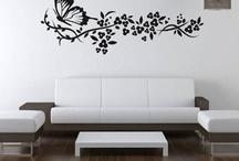 Vynil wall art