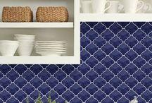 Blue Crush / Blue tile obsession