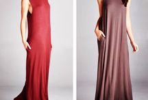 Boho Loco Boutique Maxi Dresses / Our stunning collection of cascading, flyaway and draping maxi dresses that steal your breath with their flawless beauty!