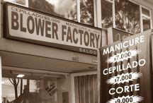 Peluqueria / Es un local ubicado sobre la calle 53 con Boyaca en el cual se realizan diferentes tipos de procesos en la belleza,como corte y peinado de cabello y manicure.