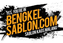 Bengkel Sablon Kaos Malang / Bengkel Sablon adalah Clothing Vendor yang menawarkan jasa sablon & konveksi yang berlokasi di Kota Malang, Jawa Timur, Indonesia. Secara umum kami mengerjakan beberapa macam produk konveksi, diantaranya kaos, kemeja, polo shirt, & jersey bola atau jersey futsal.