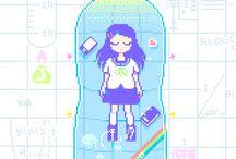 Pixel art :0
