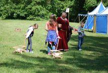 Léto s Robinem Hoodem / #loucen #letosrobinemhoodem #zamekloucen