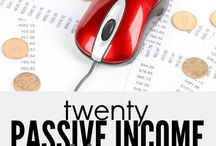 Passive income ideas / Tips for building wealth with passive income.