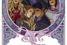 My Sarah J. Maas addiction