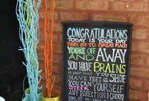 Graduation ideas / by Chanda Yoder