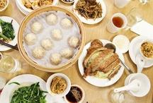 China, Chinese Art and Chinese Food