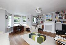 Livingroom / by Annabel