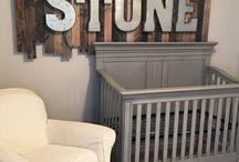 boho for ur baby / nursery decor ideas