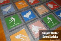 Homeschool: Unit Study: Olympics