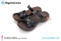 RegettaCanoe CJEG5204 / Egg Heel Shoes Style