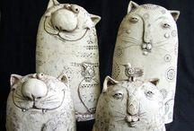 скульптурные фигурки