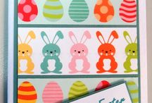 Easter Cards / Card Class Samples