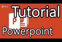 POWER  POINT  Tutoriales   Videos / POWER  POINT  Tutoriales   Videos