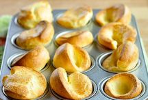 Popover in Muffin Tin / by Entertaining with Beth