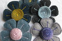 Felt & Crochet projects