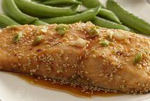 Fish Recipes / by Susan Gendron Huotari
