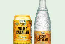 Nuevo Vichy Catalan Orange, sin azúcares añadidos / La pareja perfecta para Mary Lemon es John Orange. Por fin el Vichy Catalán de siempre con sabor a naranja. Refrescante y sin azúcar.