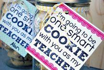 diy teacher gifts / gifts for teachers