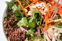 Spring Carrot, Radish and Quinoa Salad with Herbed Avocado - Cookie and Kate