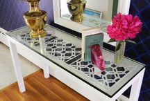 Chic Decor- New desk ideas / by Griselda Orozco