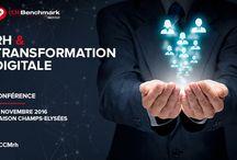 Conférence RH & Transformation digitale