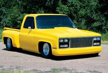 stupid sleek sick chevy trucks