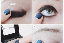 makeup, beauty..