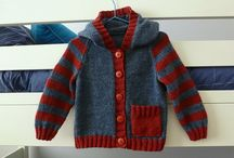 Toddlers knitting patterns