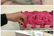pletení + korálky