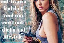 Khloe Kardashian Fitness Insipration