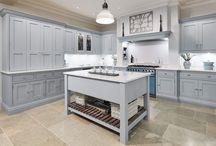 Luxury Kitchen - Tom Howley Light Blue