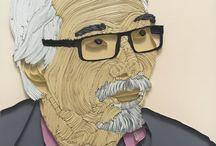 Azizi Latif Paper Art.