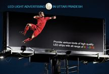 LED Lights Advertising