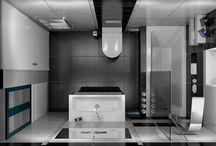 Σχέδια μπάνιου DEVON / Σύνθεση μπάνιου με πλακάκια της σειράς DEVON