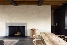 Fireplaces: Modern