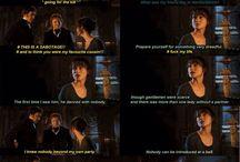 Pride & Prejudice / Because Mr. Darcy