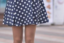 Skirt tentations / Fashion