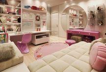 Mundo rosa / Coisas de menina...