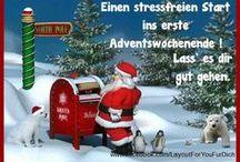 Weihnachts-Adventsgrüße