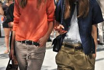 Spring-Summer 2013 / Outfits I love this summer