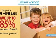 Lillian Vernon Coupon Codes / Let your dreams come true through [www.lillianvernon.com] Lillianvernon, it is U.S based company that was found in 1951 by Lillian Vernon. It deals with complete variety of gifts & decoration items from living room to your office including outdoor fixations for every event throughout the clock. Try it's perfect & fantasizing gifts specially for your loved ones with 100% quality guaranteed.For Lillian Vernon coupons and deals visit: http://www.couponcutcode.com/stores/lillian-vernon/