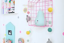 Colourful kids bedrooms / Kids bedroom ideas that are full of colour and fun