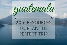Guatemala | Travel Planning Guide / Travel planning advice and travel tips for Guatemala, including where to travel, which cities to visit, and the outdoor adventures that should be on your bucket list! Hint: climbing an active volcano is definitely one: http://monkeysandmountains.com/guatemala-volcanoes-hiking-tour/